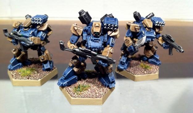 Assault Battlearmor or Protomech?