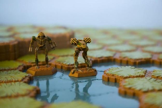 1223_md-'mech, BattleMech, BattleTech, Board, Catapault, Catapult, Heroscape, Hex