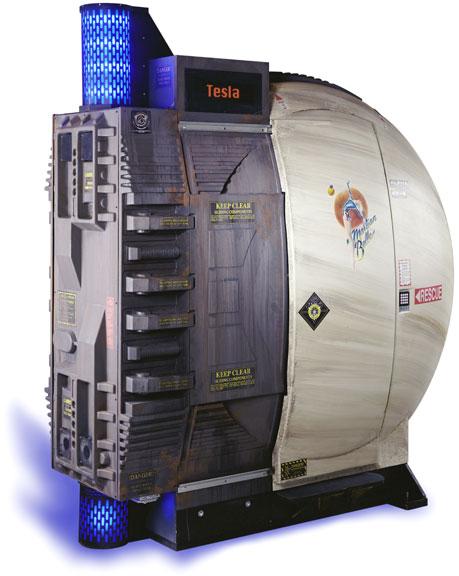 BattleTech Pod