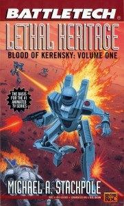 Cover of 1995 reprint of Lethal Heritage