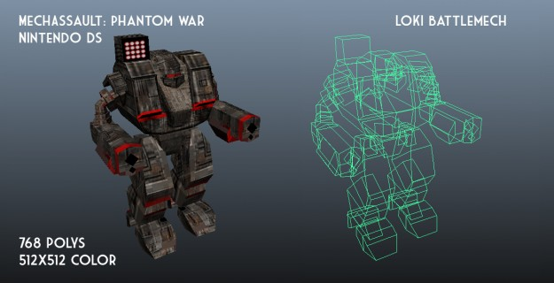 Map and mech view: I like the symmetrical 'Marauder' arms.