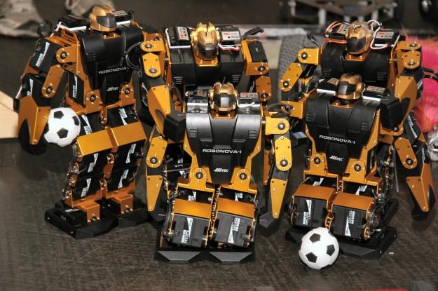 US Robotic Soccer Team