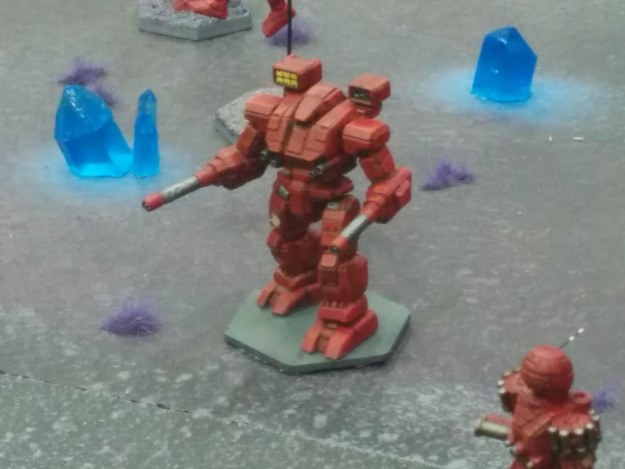 New Warhammer painted by the Camo Specs guys while at GenCon. Aren't you glad you read this while article now?