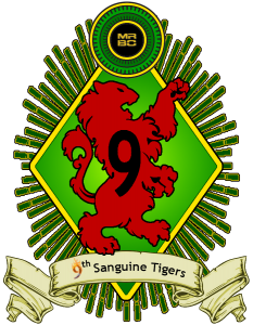 9th Sanguine Tigers