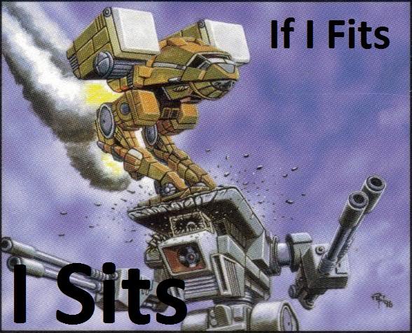 I Fits I Sits