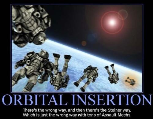 Orbital Assault