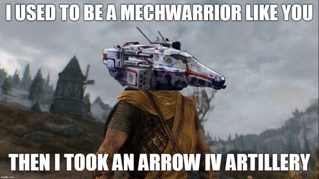 Raven Arrow IV