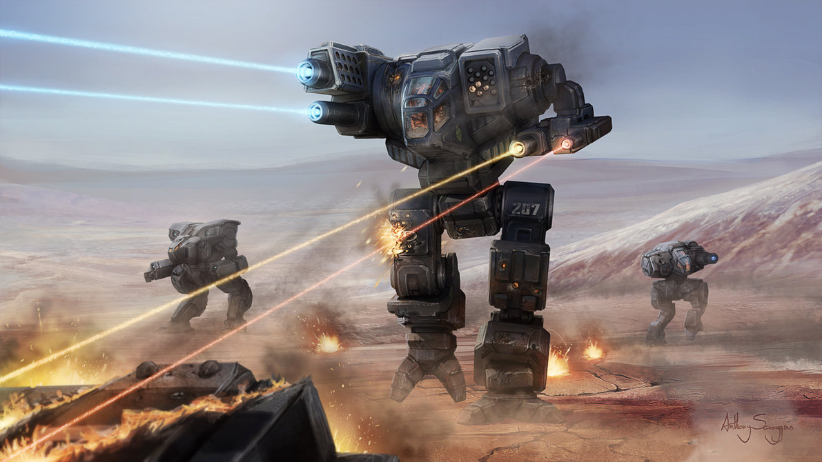 Lead Developer Brent Evans Answers Big Questions On The Future Of BattleTech