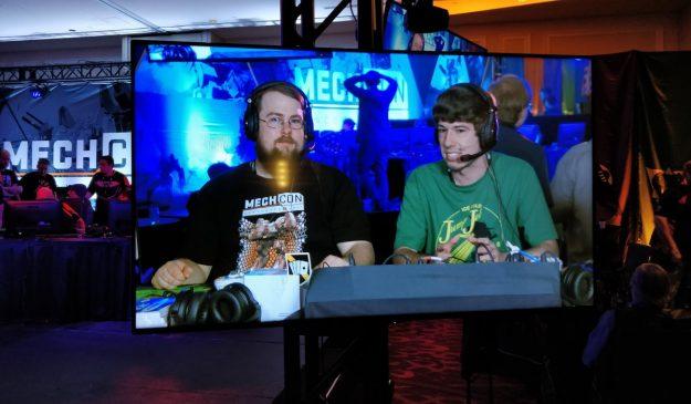 Ben BanditB17 and Mike mdmzero0