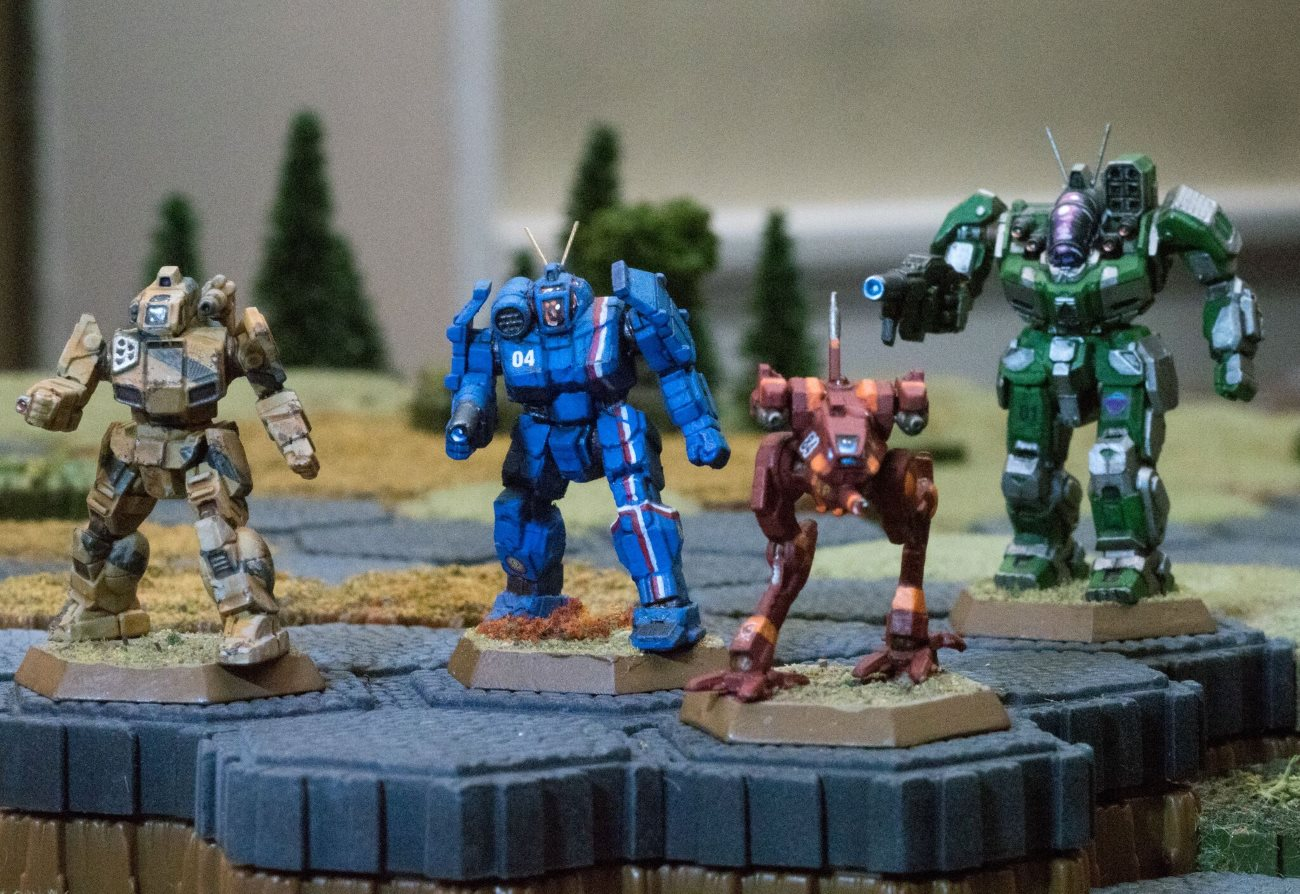Sarna.net News: New BattleTech Box Sets Delayed