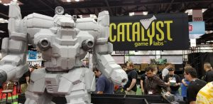 Sarna.net News: What's up with Catalyst? at GenCon 2018