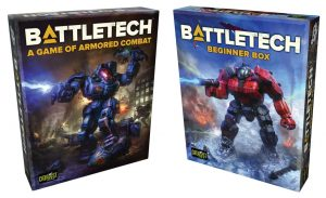Sarna.net News: Update On Beginner Box Set And BattleTech: Game Of Armored Combat