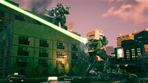 Sarna.net News: BattleTech: Urban Warfare Confirmed For June 4th Release