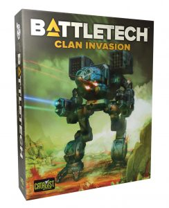 Sarna.net News: Catalyst Announces New Kickstarter To Bring Clan Invasion To New Box Sets