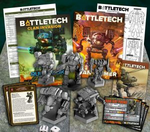 Sarna.net News: Clan Invasion Box Set 'Mechs Revealed!
