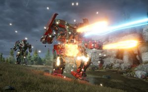 Sarna.net News: Is MechWarrior 5 About To Go Epic Exclusive?
