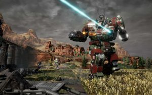 Sarna.net News: Randall N. Bills Pens Free Novella For MechWarrior 5