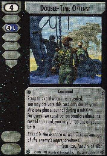 File:Double-Time Offense CCG CommandersEdition.jpg