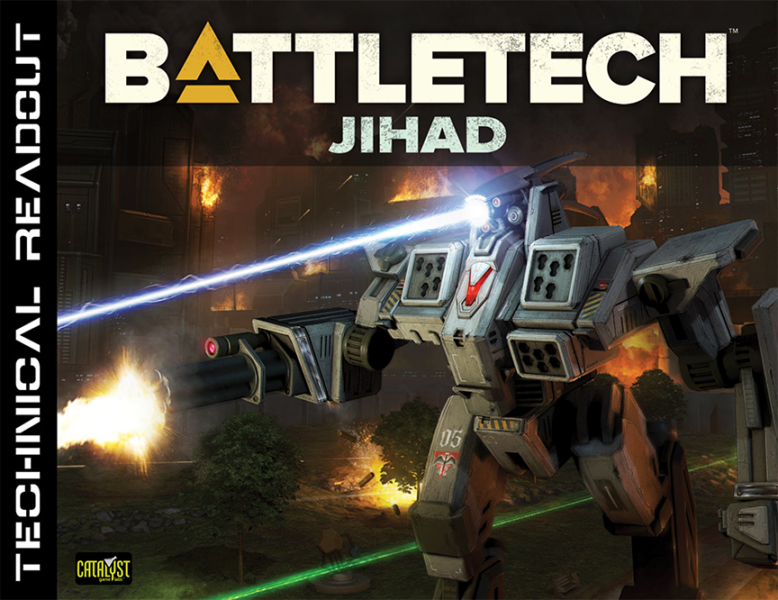Technical Readout: Jihad