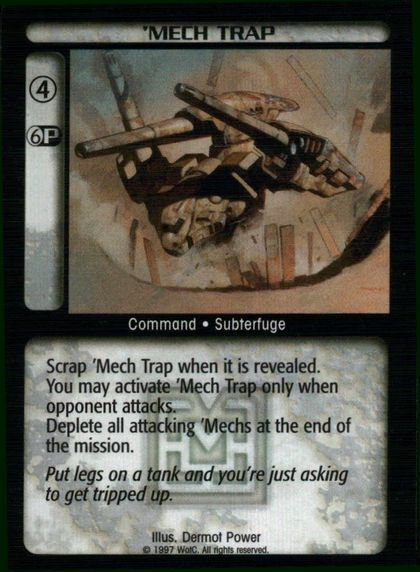 File:'Mech Trap CCG Mercenaries.jpg