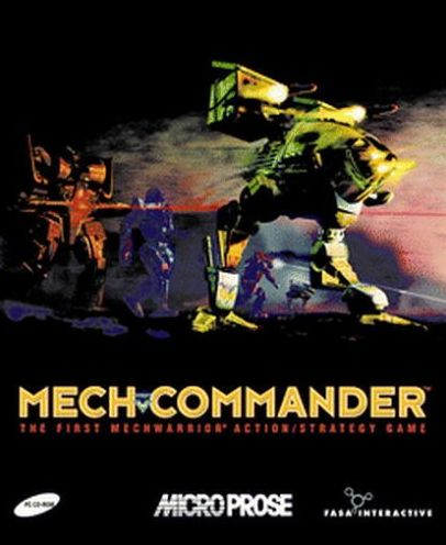 File:MechCommander box cover.jpg