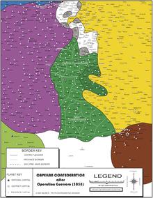 Capellan Confederation 3058