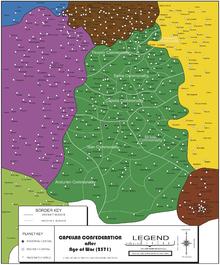 Capellan Confederation 2571