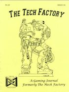 The Tech Factory Issue 4 Cover