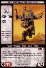 Widowmaker (Daishi Dire Wolf) CCG Mercenaries.jpg