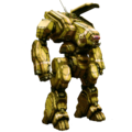 MechWarrior Online art of the Archer