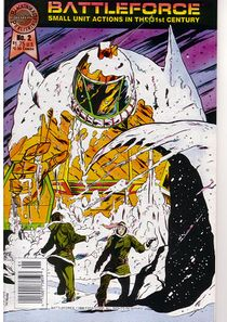 Blackthorne BattleForce comic #2