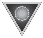 Insignia of the Victoria Rangers