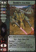 Behemoth (Stone Rhino) CCG CommandersEdition.jpg