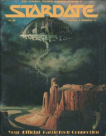 Stardate, Vol. 3 Number 5