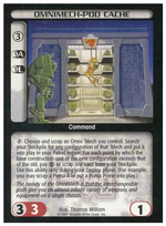 OmniMech-Pod Cache CCG CommandersEdition.jpg