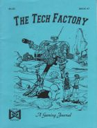 The Tech Factory Issue 7 Cover