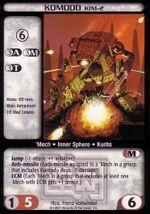 Komodo (KIM-2) CCG MechWarrior.jpg