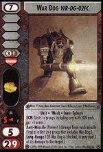 War Dog (WR-DG-02FC) CCG Crusade.jpg
