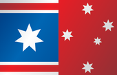 Planetary flag of Australia