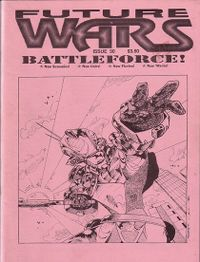 Future Wars Issue 30 Cover