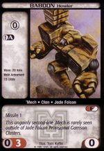 Baboon (Howler) CCG Mercenaries.jpg