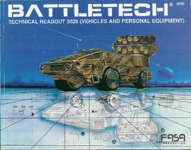 Technical pdf 3025 battletech readout