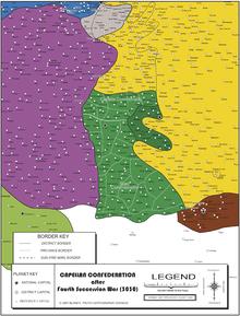 Capellan Confederation 3030