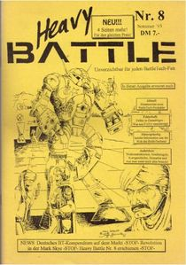 Heavy Battle, Issue 8