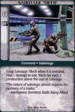 Sabotage 'Mech CCG Unlimited.jpg