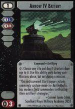 Arrow IV Battery CCG CommandersEdition.jpg