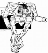 Merlin (BattleMech)