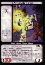 Blackjack (BJ2-OB) CCG MechWarrior.jpg