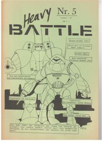 Heavy Battle, Issue 5