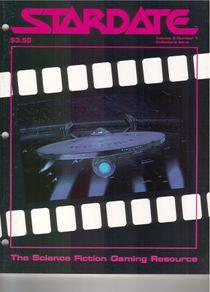 Stardate, Vol. 3 Number 1